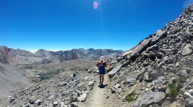 Euphoria: Thru-hiking the John Muir Trail