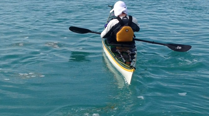 Overpowering fear: open ocean kayaking