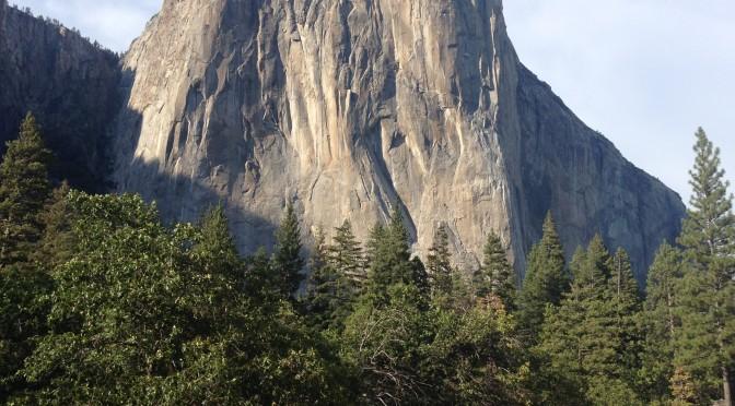 Yosemite National Park, El Capitan, Grayson Cobb hiking backpacking