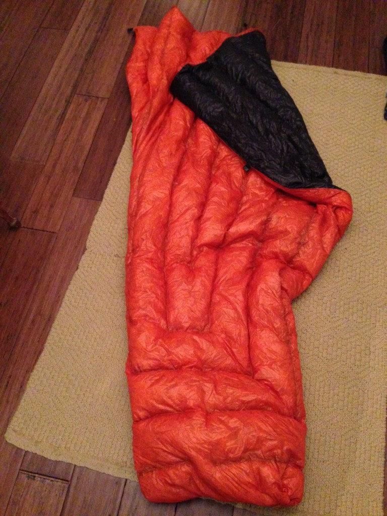 Enlightened Equipment Enigma quilt
