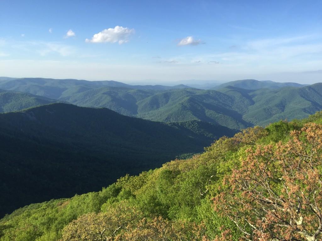 The Priest Hike, Appalachian Trail
