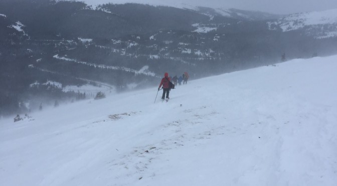 Rescue on Quandary Peak