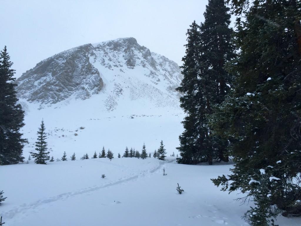 La Plata Peak winter 14ers