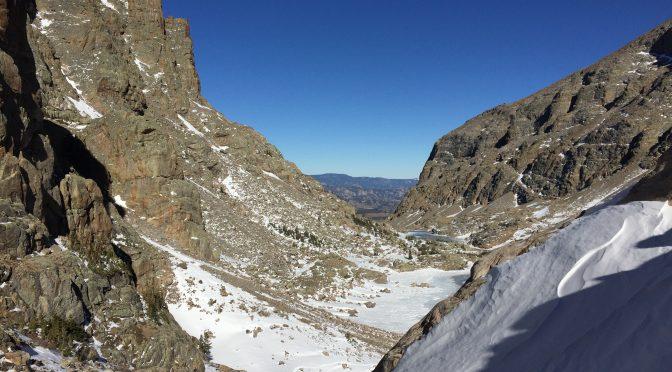 Climbing Taylor Glacier: Part 2