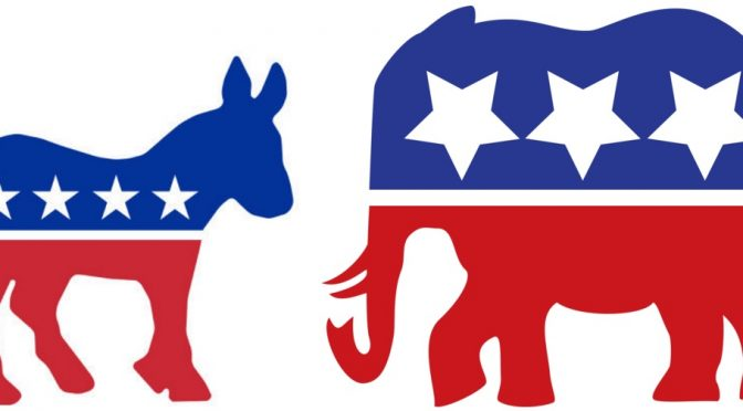 Free will and politics, Republican vs Democrat
