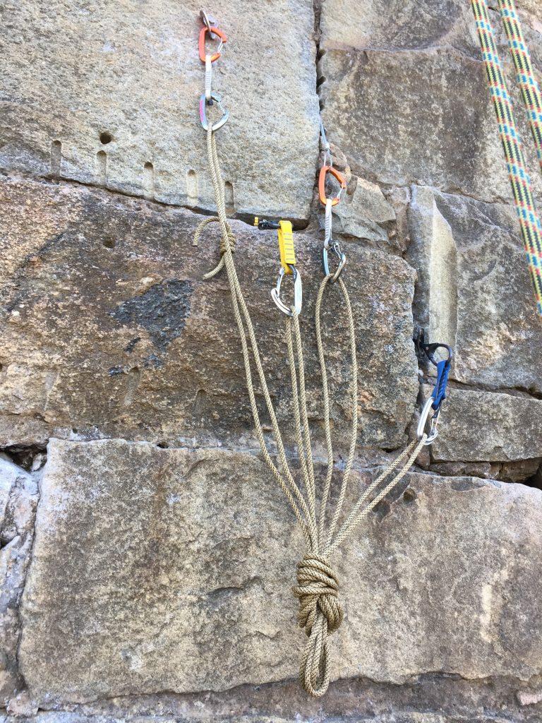 Climbing anchors manchester wall richmond