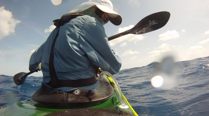 Key West to Dry Tortugas kayaking, Part 2
