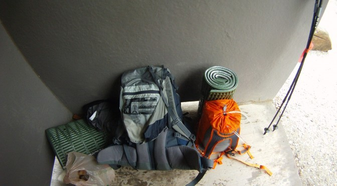 3 principles of ultralight backpacking