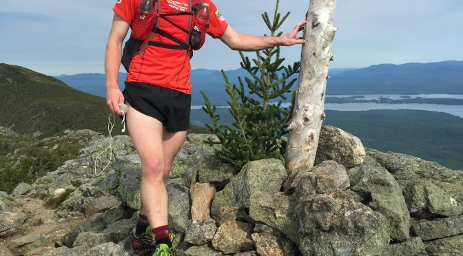 South Maine Appalachian Trail, Day 6, 34.8 miles