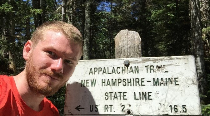 White Mountain Lodge and Hostel, Day 9, 28.2 miles