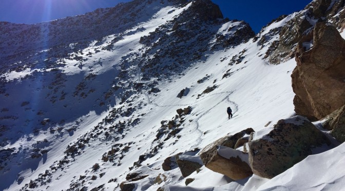 Winter 14ers for Beginner Mountaineers: Top 10