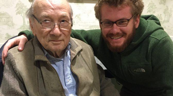My granddad, Donald Cobb